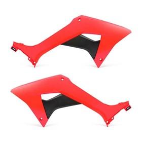 Aleta Do Tanque Biker CRF 250F - Vermelho