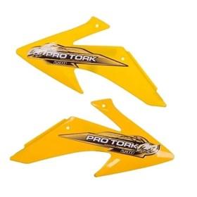 Aleta Pro Tork CRF 230 - Amarelo