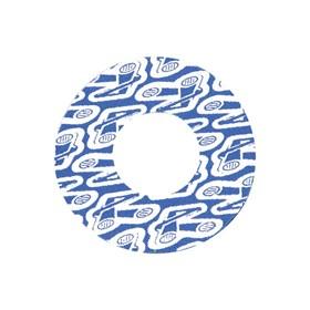 Almofada de Manopla Renthal Grip Donuts - Azul