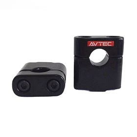 Alongador de Guidão Avtec 22MM - Preto