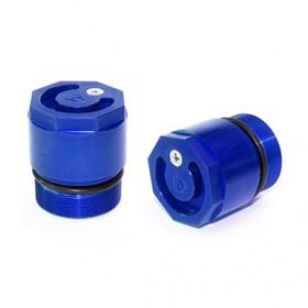 Alongador de Suspensão Dianteira Biker CRF 230 - Azul