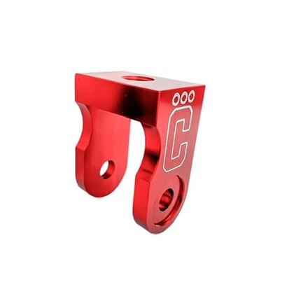 Alongador de Suspensão Traseira Corona CRF 230/250F - Vermelho