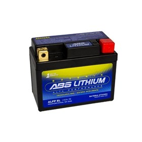 Bateria ABS Lithium ALFP 6LBS 12V 6AH