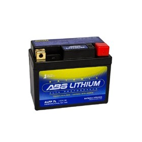 Bateria ABS Lithium ALFP 7LBS 12V 7AH