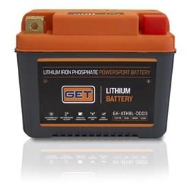 Bateria GET Lithium - YZF 250 19/20 YZF 450 18/20 KXF 450 19/20 KTM SXF 250/350/450 18/20