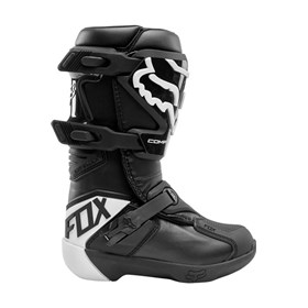 Bota Fox Comp Infantil - Preto