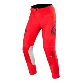 Calça Alpinestars Supertech 20 - Vermelho Azul Marinho Branco