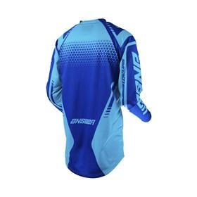 Camisa Answer Syncron Drift Astana Reflex - Azul