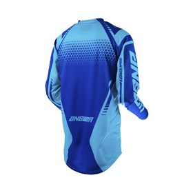 Camisa Answer Syncron Drift Astana Reflex - Azul