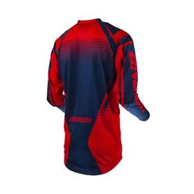 Camisa Answer Syncron Drift Bright - Vermelho Azul