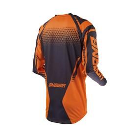 Camisa Answer Syncron Drift Flo - Laranja