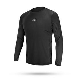 Camisa ASW Segunda Pele ML - Preto