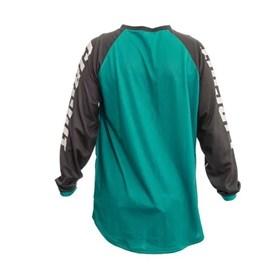 Camisa Circuit Marea - Cinza Verde Branco