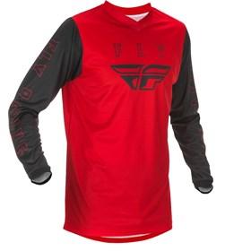 Camisa Fly F-16 2021 - Vermelho Preto