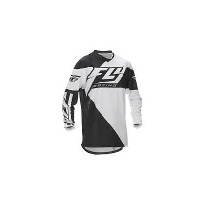 Camisa Fly F16 - Preto Branco