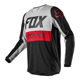 Camisa Fox 180 Fyce - Cinza