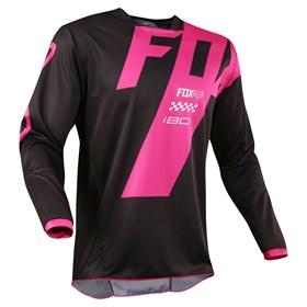 Camisa Fox 180 Mastar - Preto