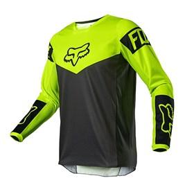 Camisa Fox 180 Revn 21 - Amarelo Flúor