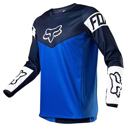 Camisa Fox 180 Revn 21 - Azul