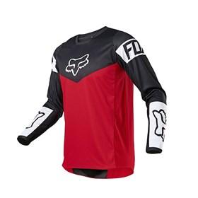 Camisa Fox 180 Revn 21 - Vermelho