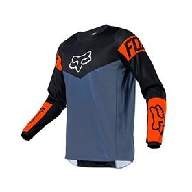 Camisa Fox 180 Revn STL 21 - Azul