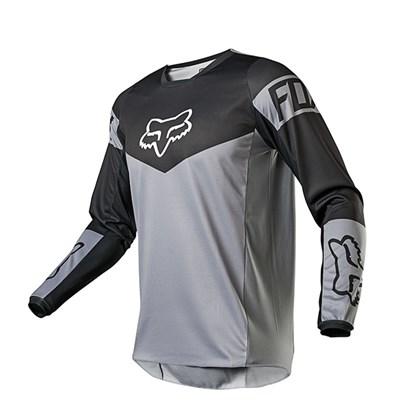 Camisa Fox 180 Revn STL 21 - Cinza