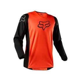 Camisa Fox Infantil 180 Prix - Laranja