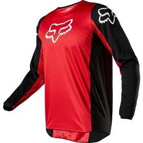 Camisa Fox Infantil 180 Prix - Vermelho