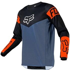 Camisa Fox Infantil 180 Revin - Azul STL