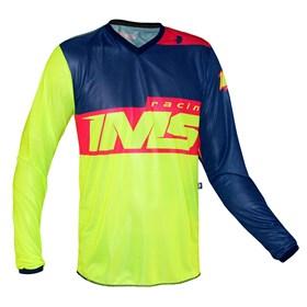 Camisa IMS Army - Vermelho Flúor