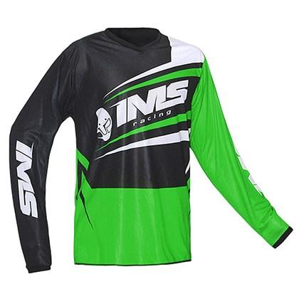 Camisa IMS Flex  - Verde