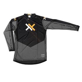 Camisa Mattos Racing Atomic - Laranja Preto