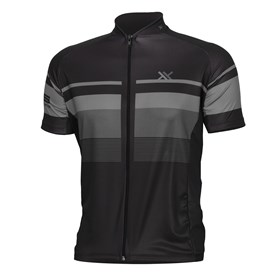 Camisa Mattos Racing Bike Track II - Cinza