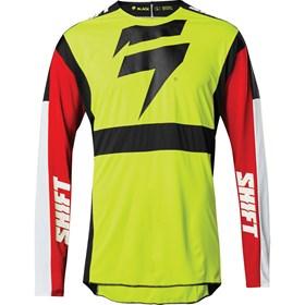 Camisa Shift 3lack Label Race 2 - Amarelo Flúor