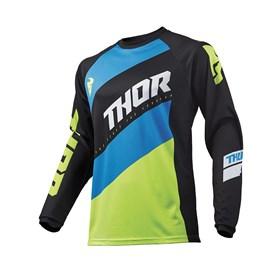 Camisa Thor Sector Shear - Preto Flúor