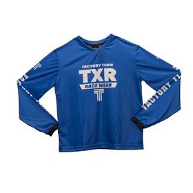 Camisa TXR Infantil Factory - Azul