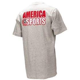 Camiseta AMSP Masculino Off-Road Only - Mescla Cinza