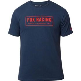 Camiseta Fox Founded - Midnight