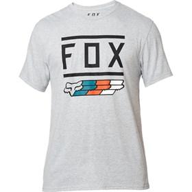 Camiseta Fox Super - Cinza