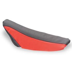 Capa de Banco A System Racing Anti Derrapante CRF 150/230 - Preto Vermelho