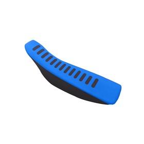 Capa de Banco A System Racing - Preto Azul