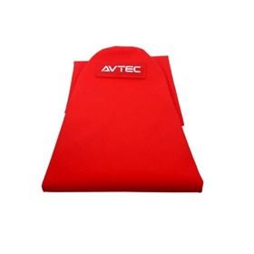 Capa de Banco Avtec CRF 230 - Vermelho