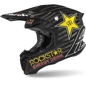 Capacete Airoh Twist 2.0 Rockstar 020 Fosco