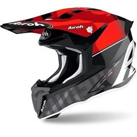 Capacete Airoh Twist 2.0 Tech Vermelho