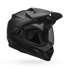 Capacete Bell MX-9 Mips Adventure - Preto Fosco