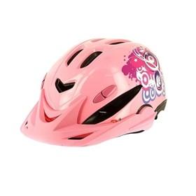 Capacete Bike HJC Infantil R1 - Rosa