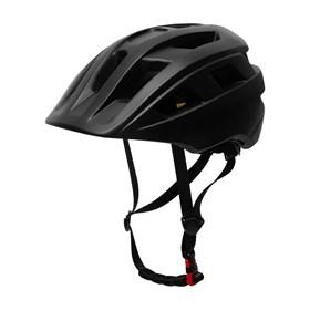 Capacete Bike Infantil Army C/ Queixeira - Preto Fosco