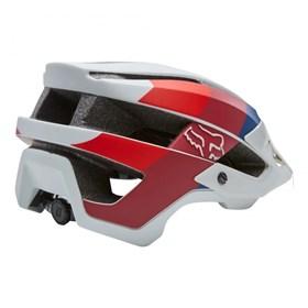Capacete Fox Bike Flux Drafter - Cinza