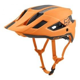 Capacete Fox Bike Flux Rush - Laranja