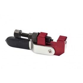 Chave Removedor Elo de Corrente Red Dragon Aluminio - Vermelho